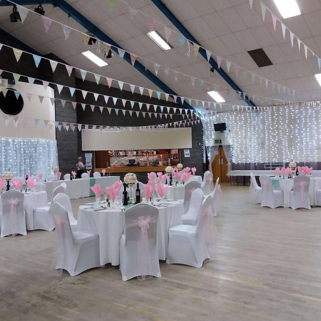Wedding Hamworthy Club Canford Magna