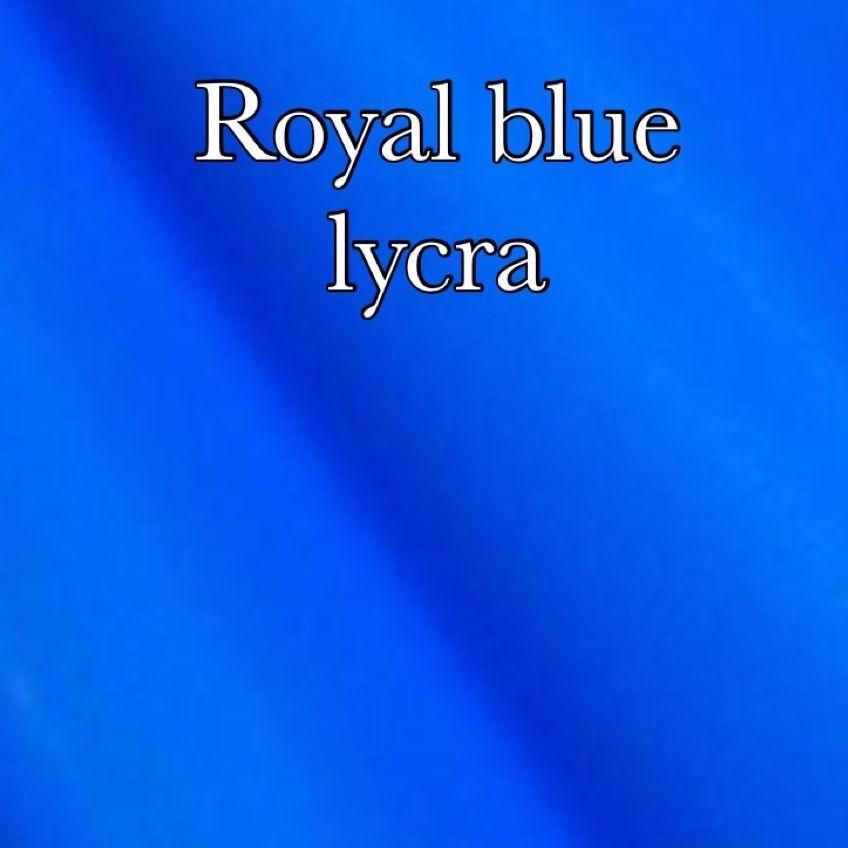 Royal lycra