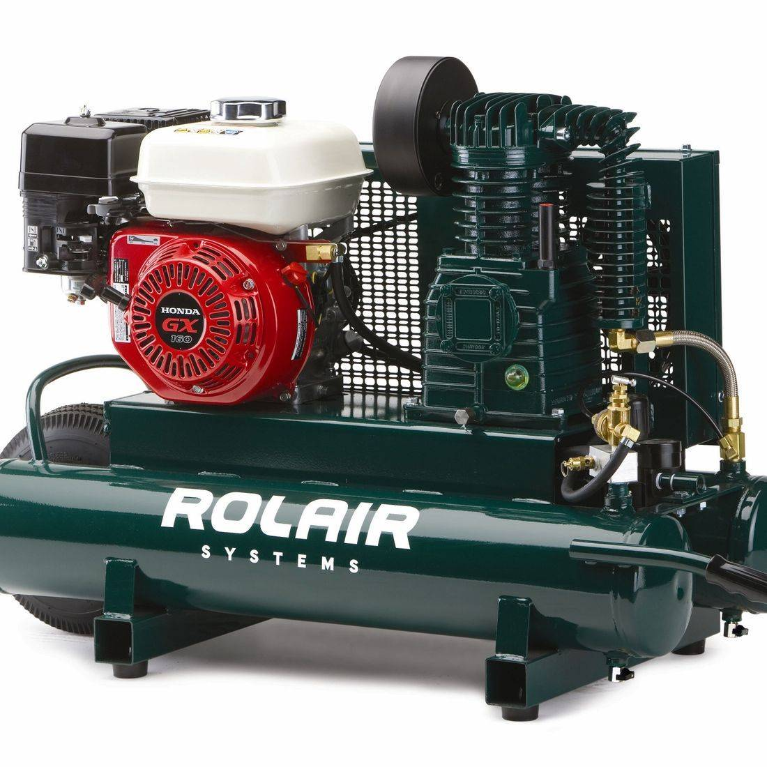 Rol Air Compressor Repair Service Bloomington/Normal Illinois Generator