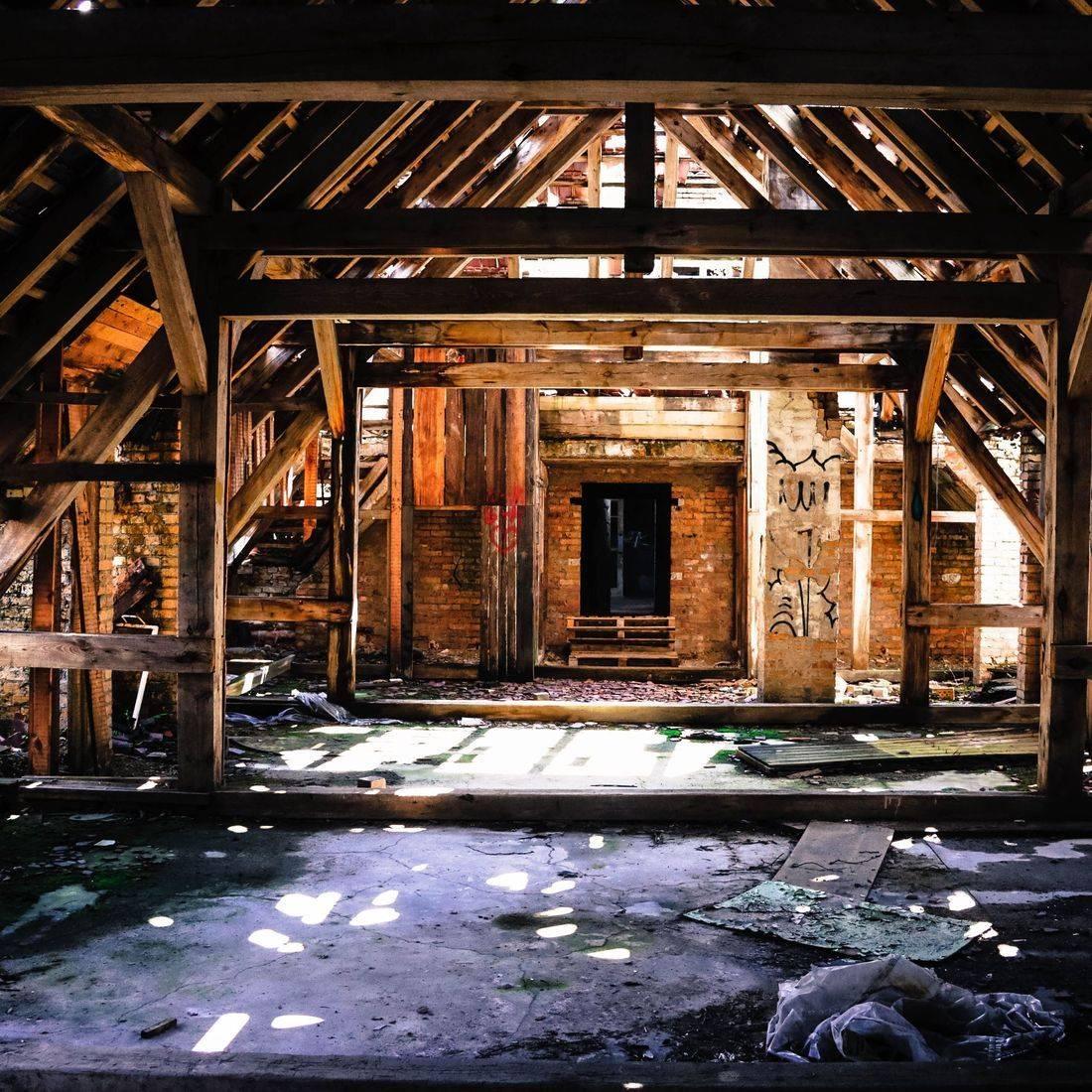 Urbex Photography Beelitz Heilstätten