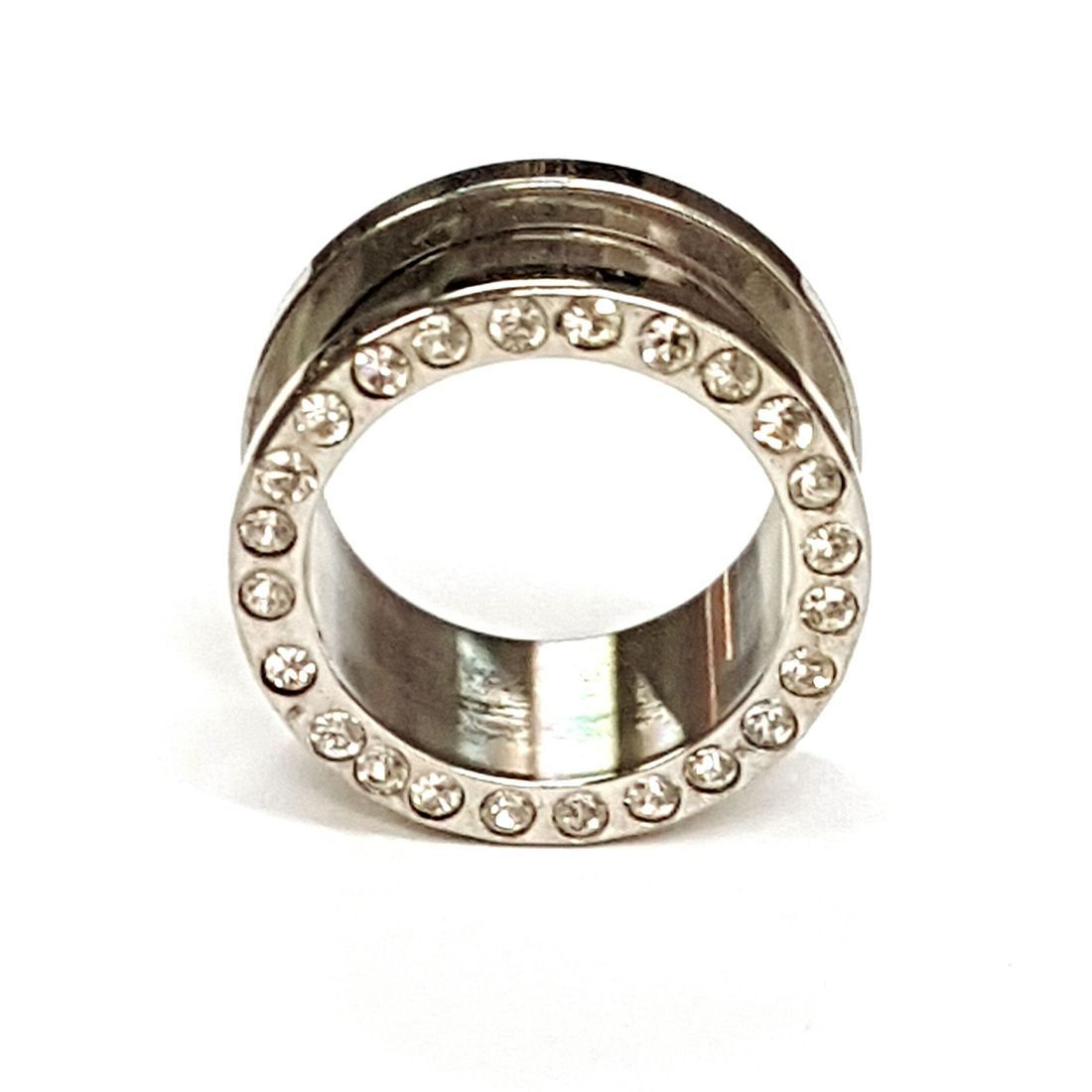 Titanium crystal tunnel  available from Kazbah online or our Leicester city centre store