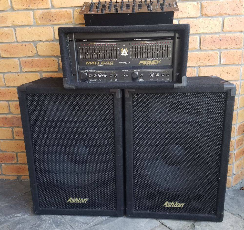600 watt sound system hire,speakers,Amp,mixer,Christchurch