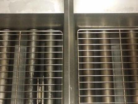 Detail clean deep fryer provide better quality food