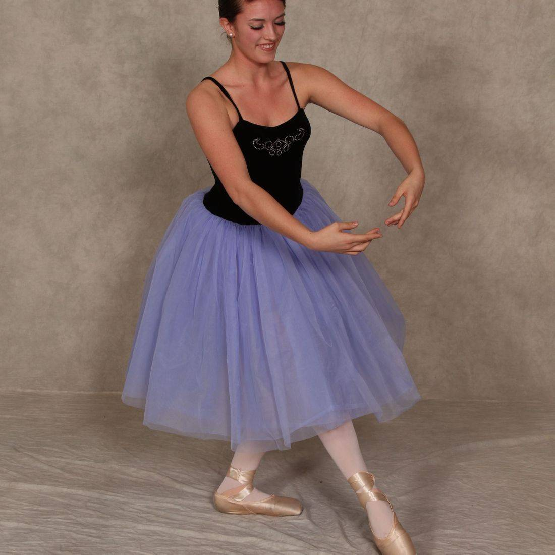 Love this sweet ballet dancer, who has gone on to be a great leader!