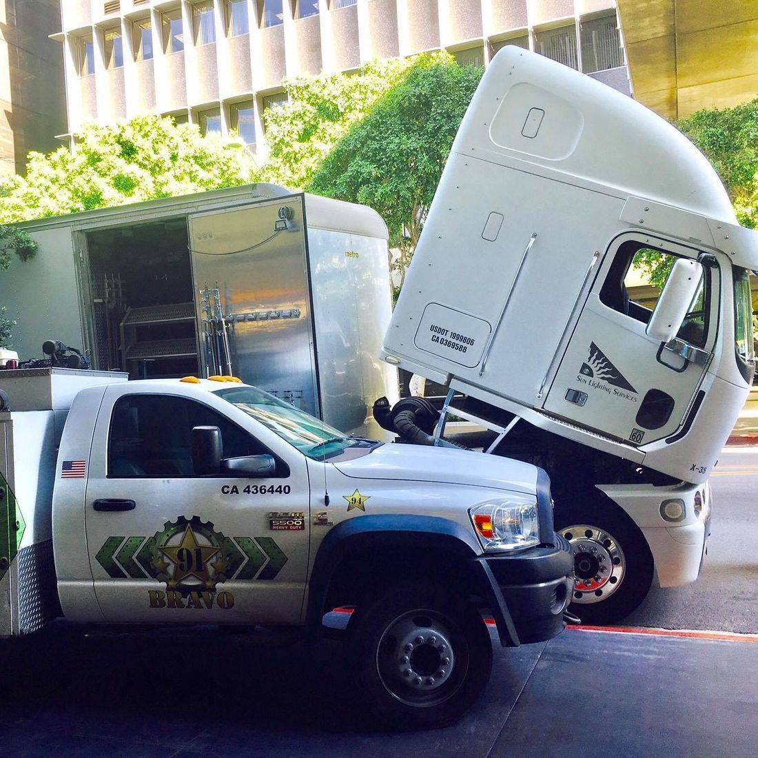 Mobile Diesel Truck Repair Los Angeles, CA
