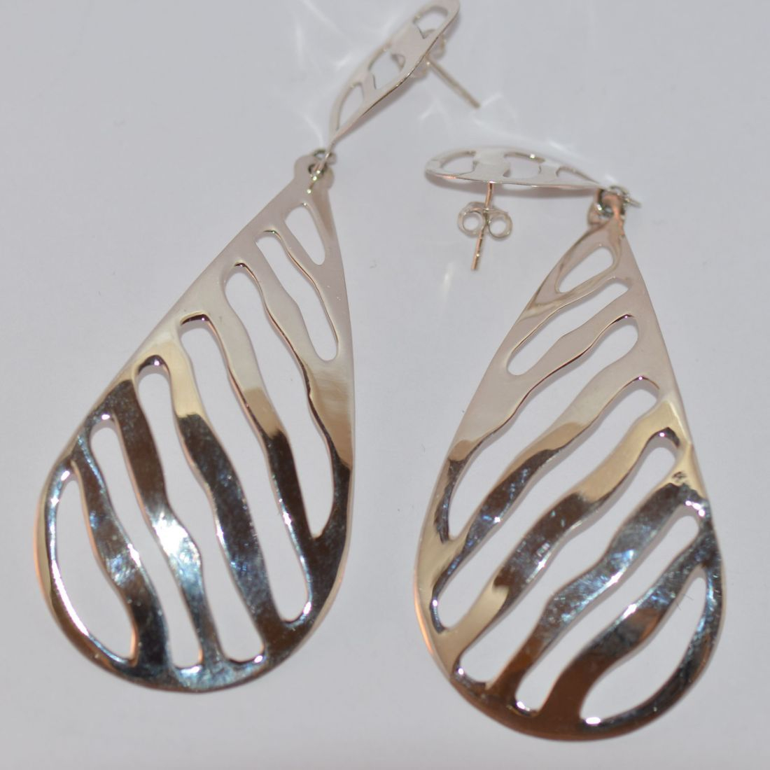 Sterling Silver, .925, earrings, Jewellery,