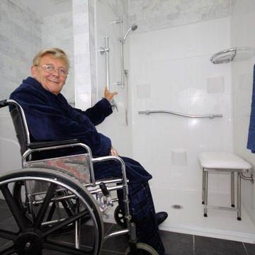 handicap showers ottawa, roll in showers ottawa, disabled showers ottawa, walk in tubs ottawa