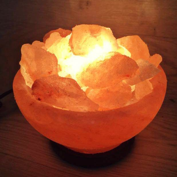 Himalayan Therapeutic Salt Fire Bowl