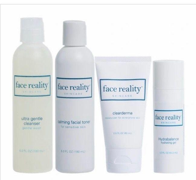 Clear skin, acne