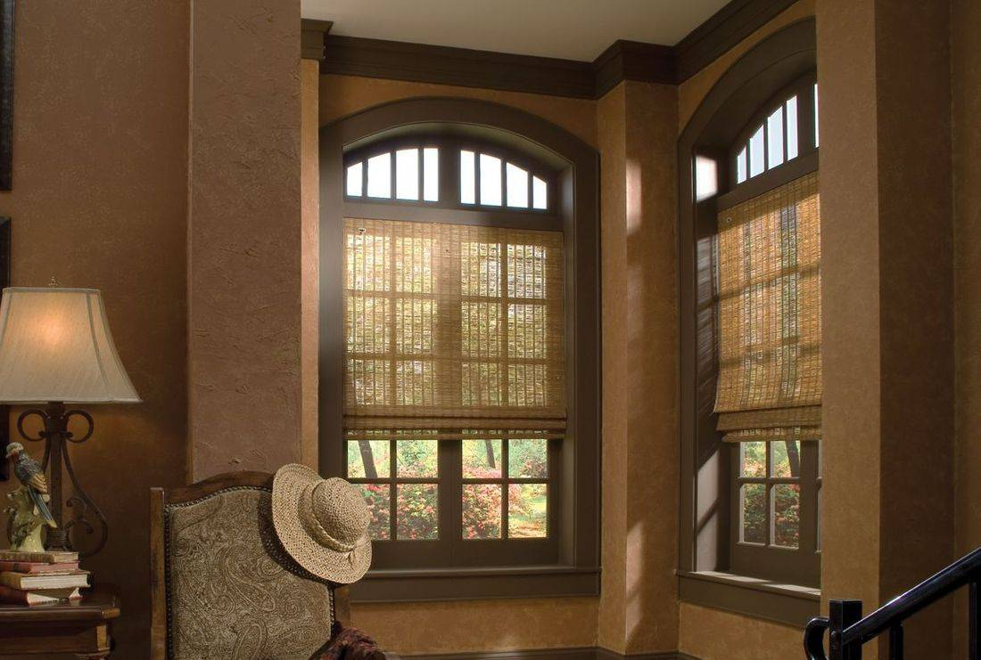 Hunter Douglas Provenance Shades diffuse and transform sunlight.