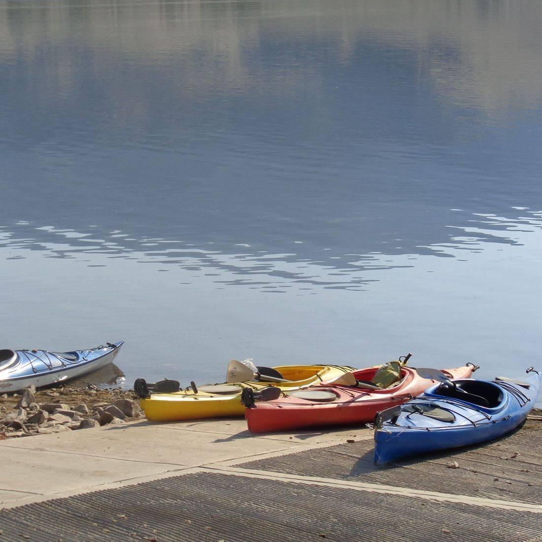 Paddle It! on Eagle Nest Lake