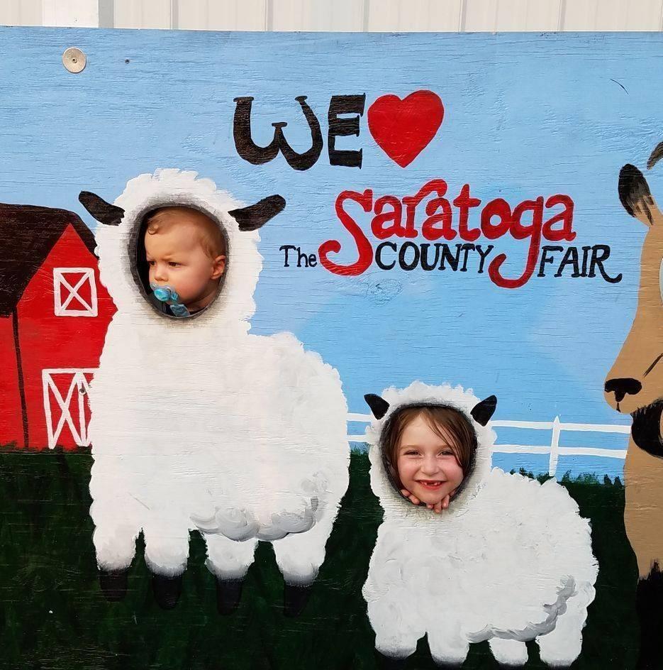 DJ Zac Barr, Grandkids, Saratoga County Fair