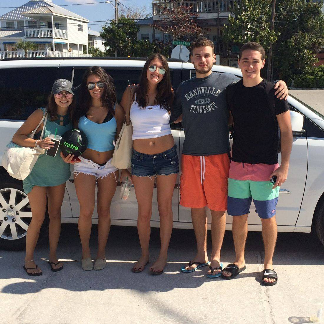 Took these young folks to the beach