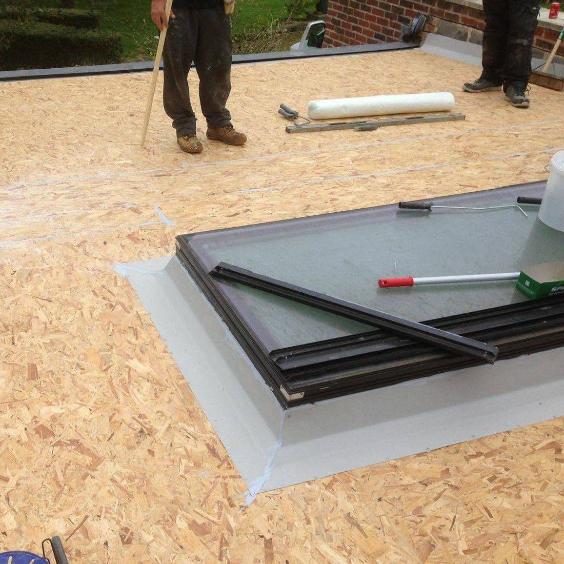 Flat roof specialist builder