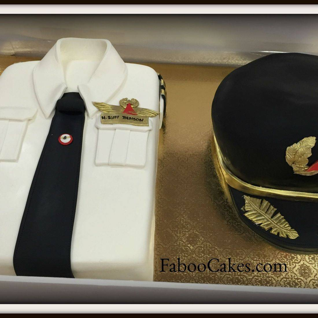 birthday cake pilot hat pilot shirt carved airplane cake