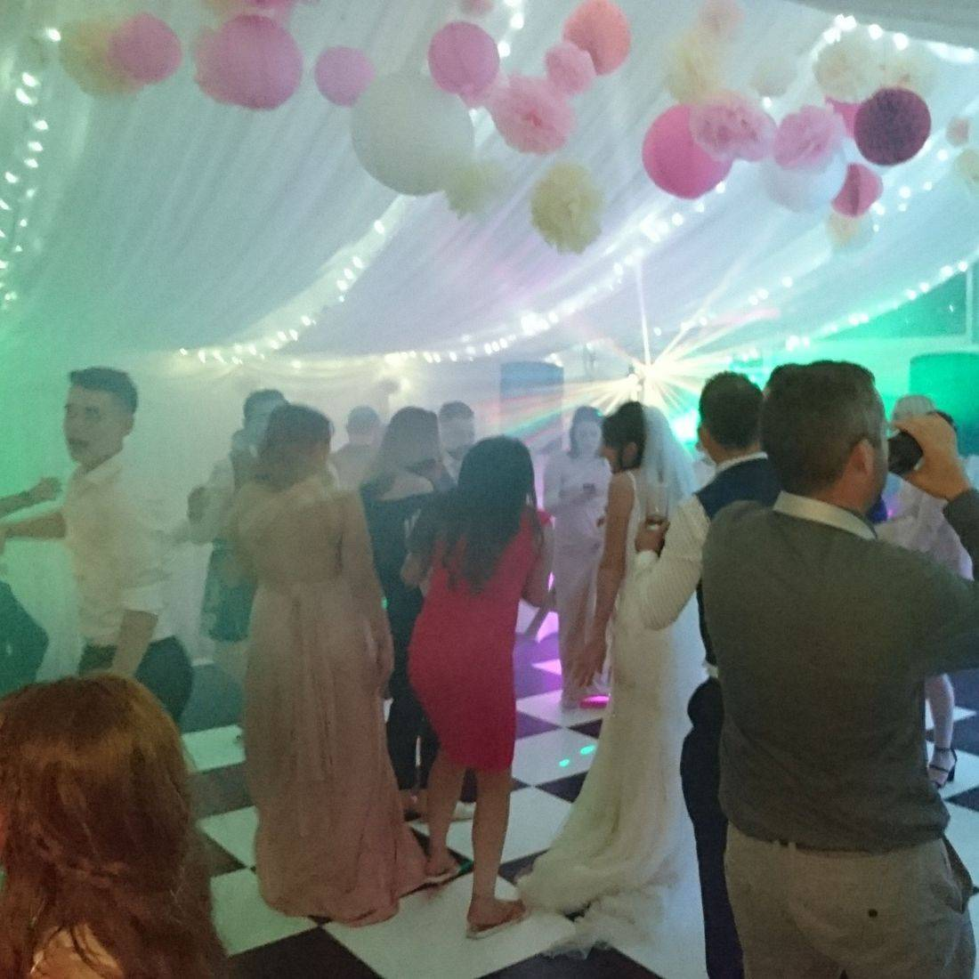 Wedding DJ Hire Bedford