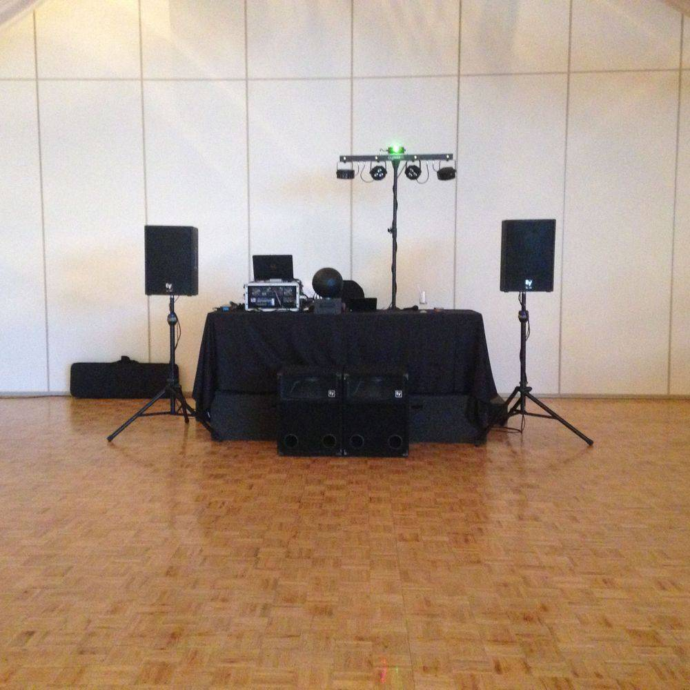 Wedding DJ Hamilton at Carmen's