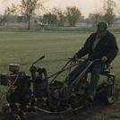 Farm, tractor, old school farm equipment, Sod