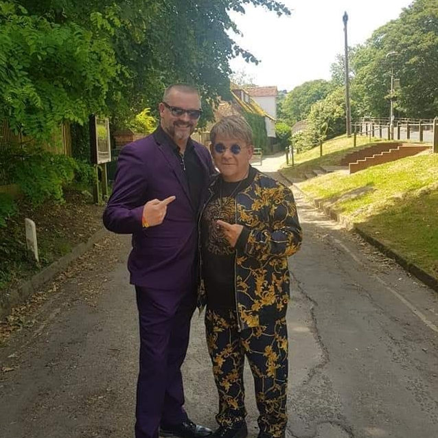 Elton John & George Michael Tribute acts