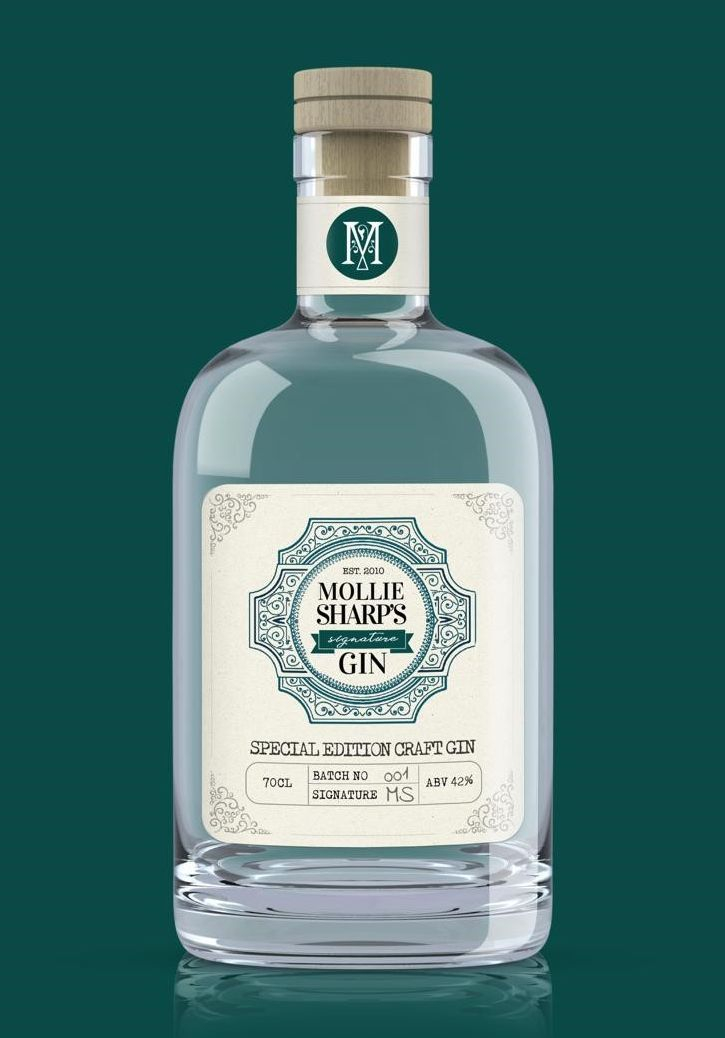 Premium bespoke custom private label Gin