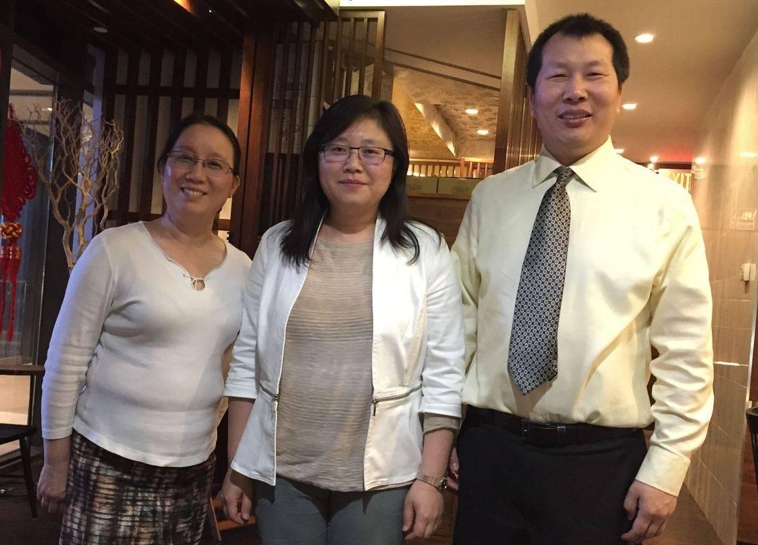 Dr. Zhang and Dr. Li