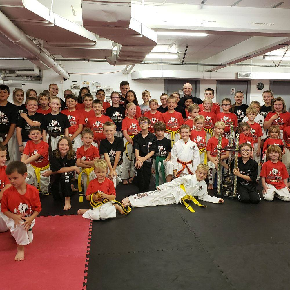 How Karate can Benefit Children