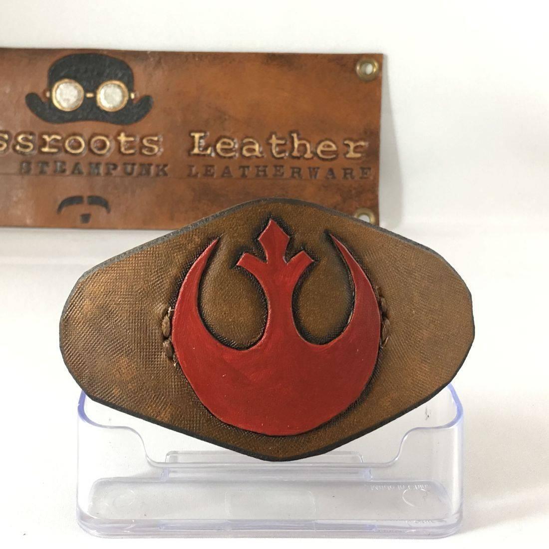 Leather Hair Clip Star Wars Rebels (lite)