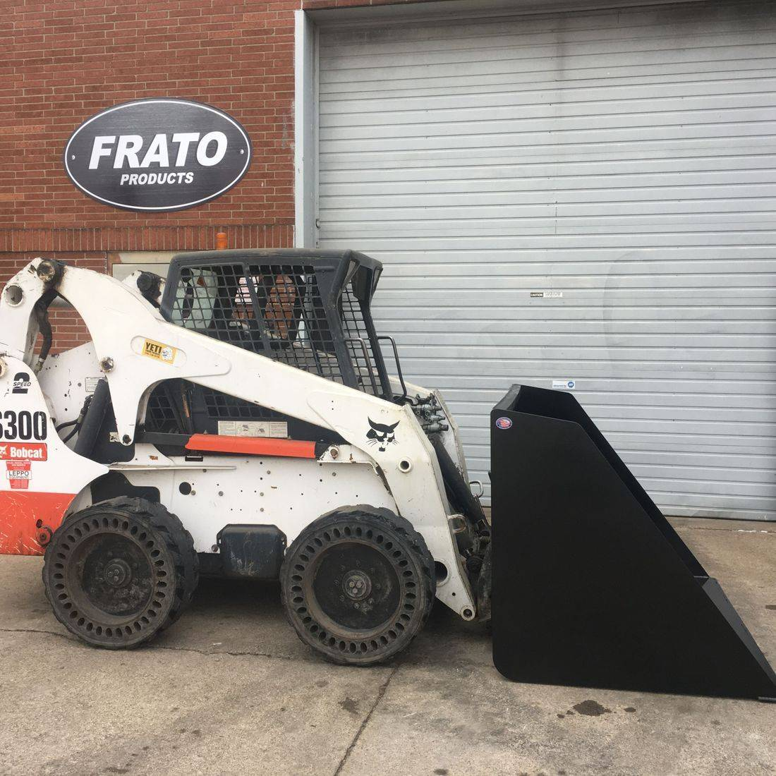 Frato Products - Skid-Steer Attachments