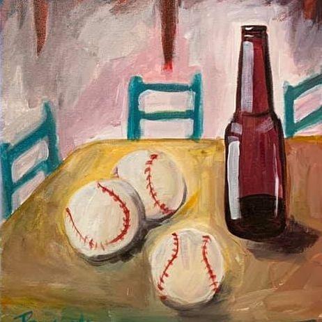 Beer and Baseballs
