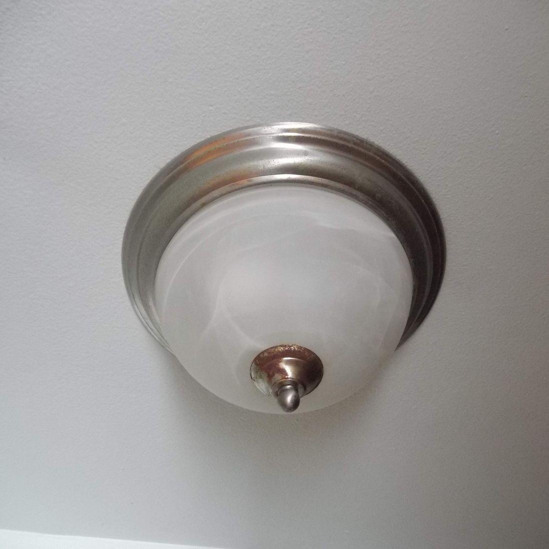 Old Light Fixture