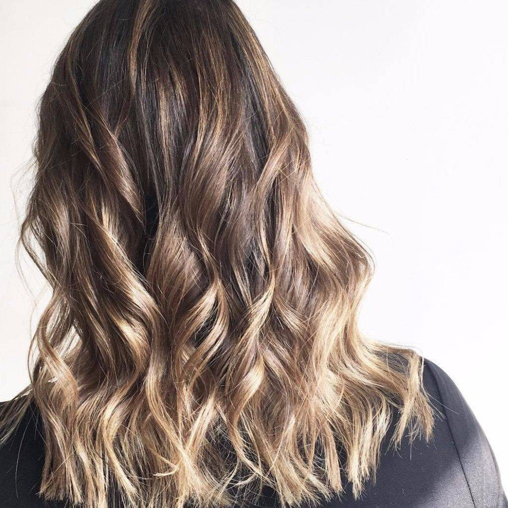 ombre, balayage, highlights, color correction