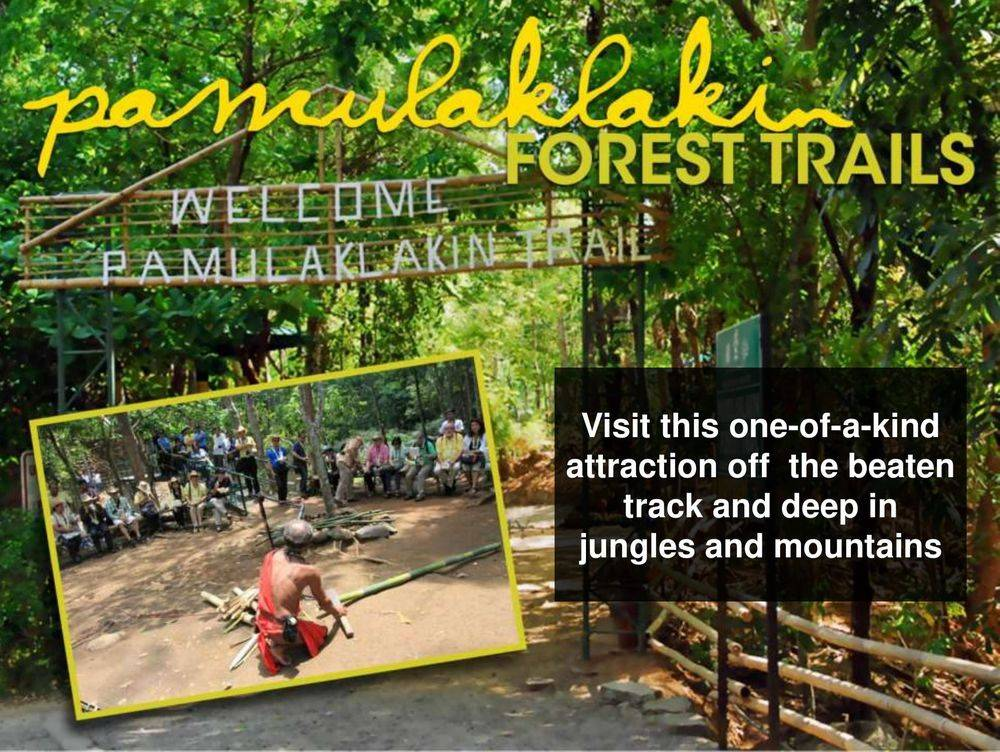 pamulaklakin forest trails , magaul bird park at jest camp , jest camp adventure and bird park , discover the aetas' indigenous culture , british & far east traders & partners, subic bay freeport zone philippines, invest in the philippines, holy land subic sanctuary and theme park, ocean adventure- southeast asia's only open water marine park, treetop adventure: the world's first motorized canopy tour, zoobic safari, funtastic park subic bay, subic bay ecotourism, apaliin forest trails