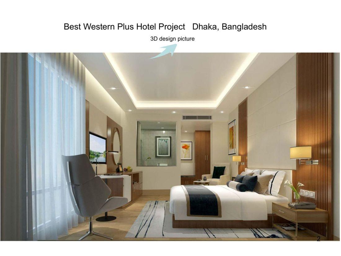 british & far east traders & partners, best western plus hotel project dhaka bangladesh
