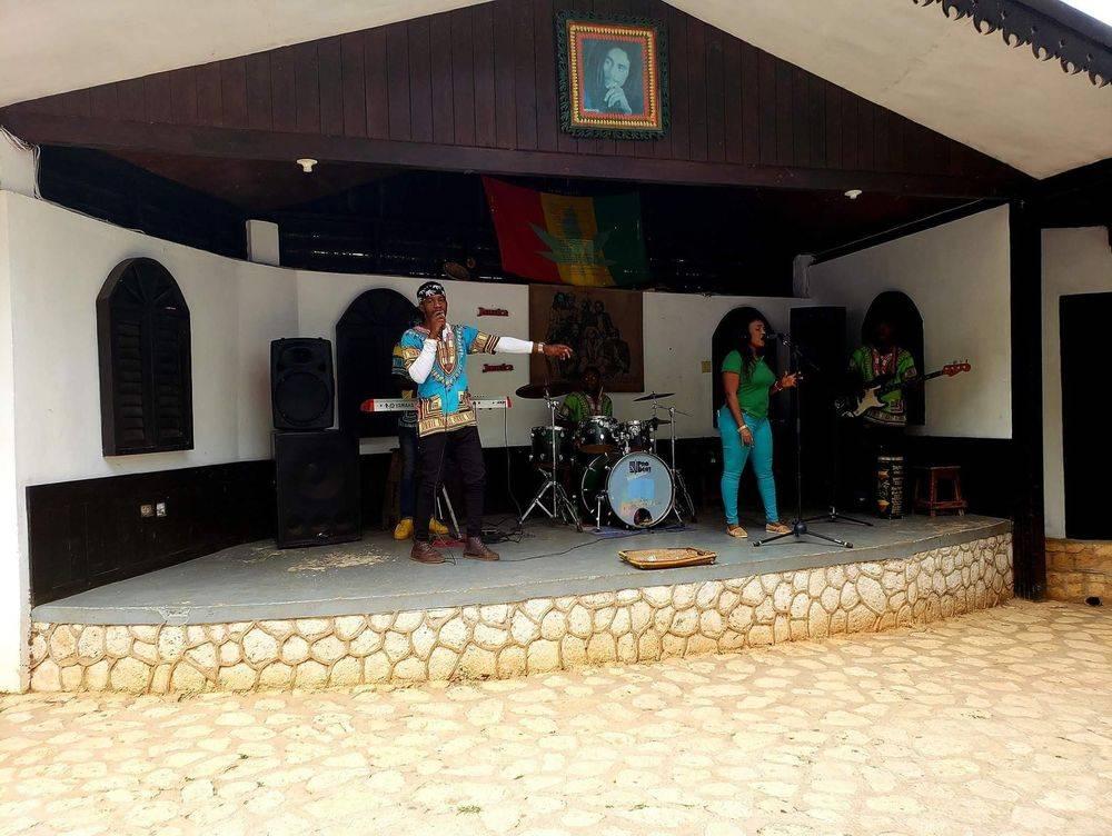 Nine Miles, Bob Marley's House