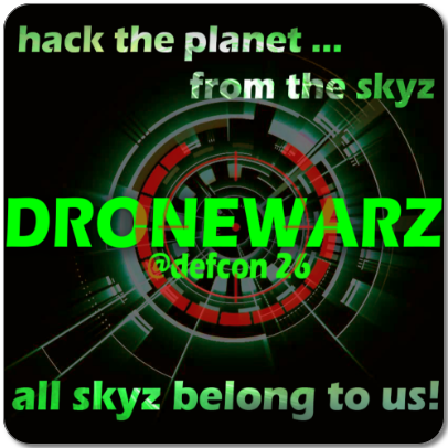 All Skyz Belong to Us Drone Sticker Copyright2018 DroneWarz