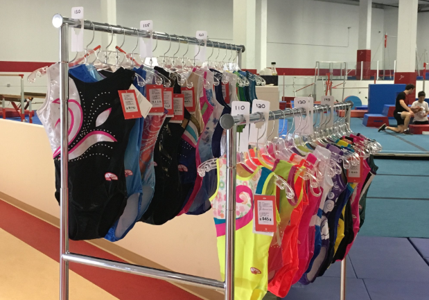 Gymnastics gear, womens bodysuits, inspire sports victoria in saanich