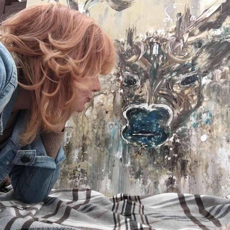 Gail, artiste Geneviève Allaire