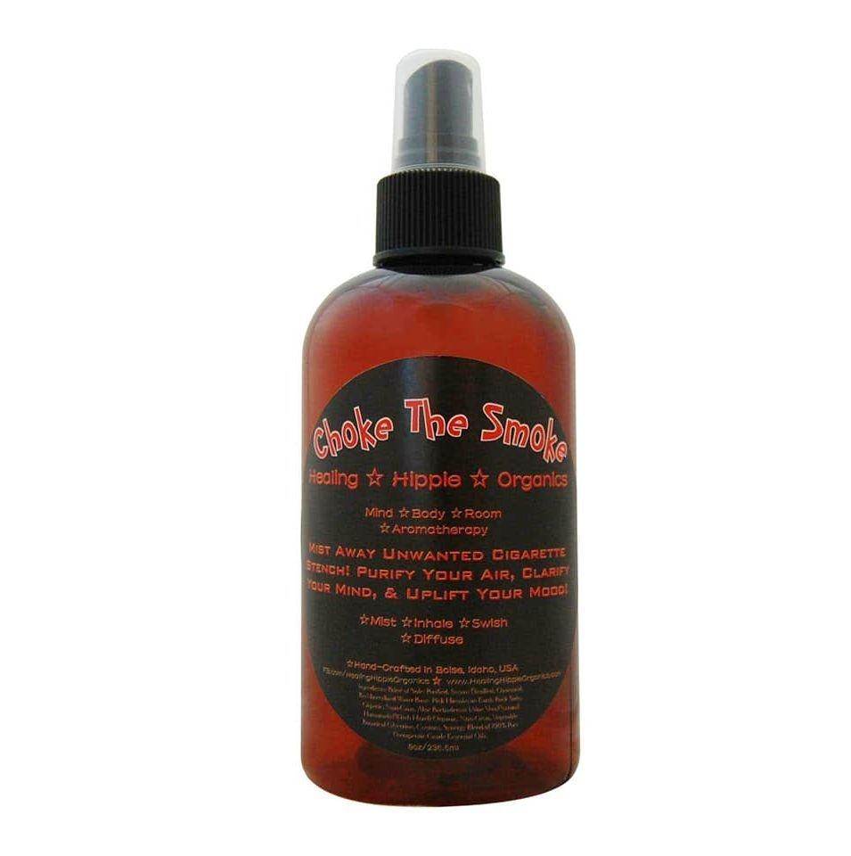 Choke The Smoke, Healing Hippie Organics, Boise, Idaho, USA