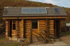 Cabin Package,off grid, PV, Battery power