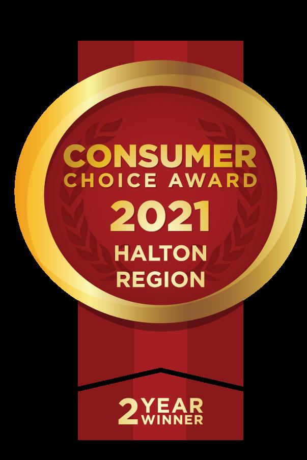 Winner of the Consumers Choice Award 2021
