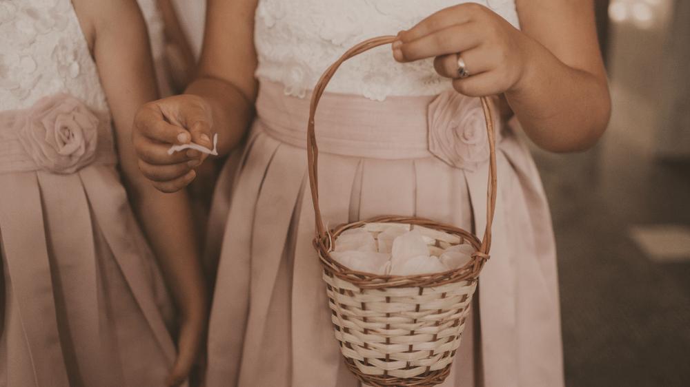 Vielse i kirken, bryllup