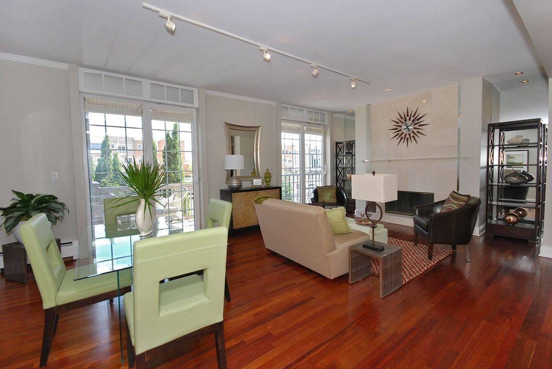 The Flaim Group Living Room
