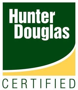 Hunter Douglas Certified Professional