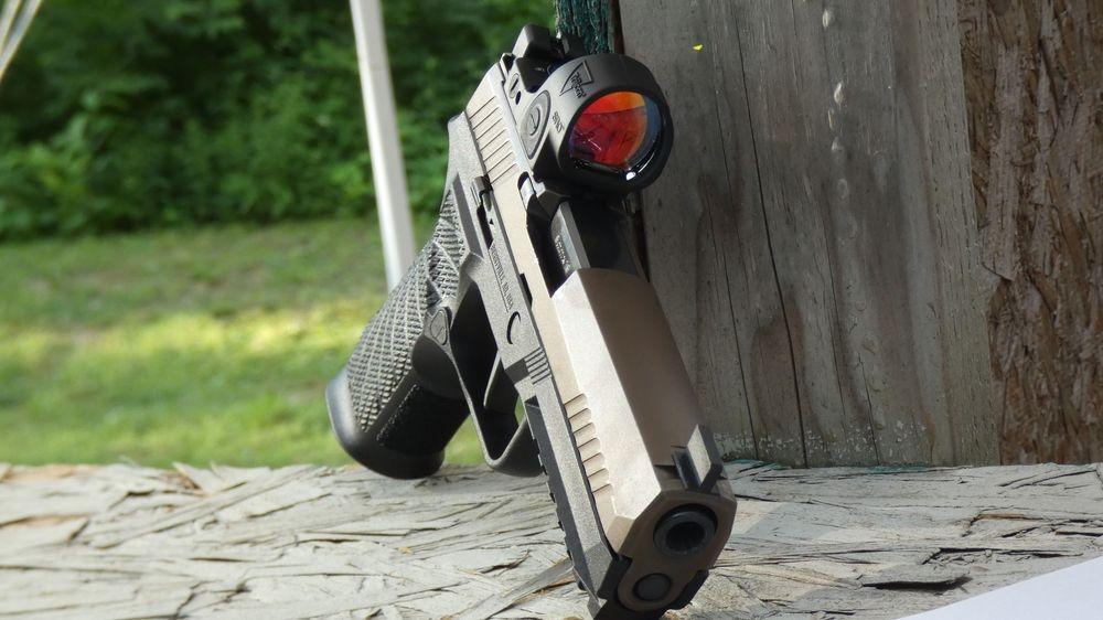 Red Dot pistol Fundamentals