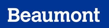 Logo with the word Beaumont