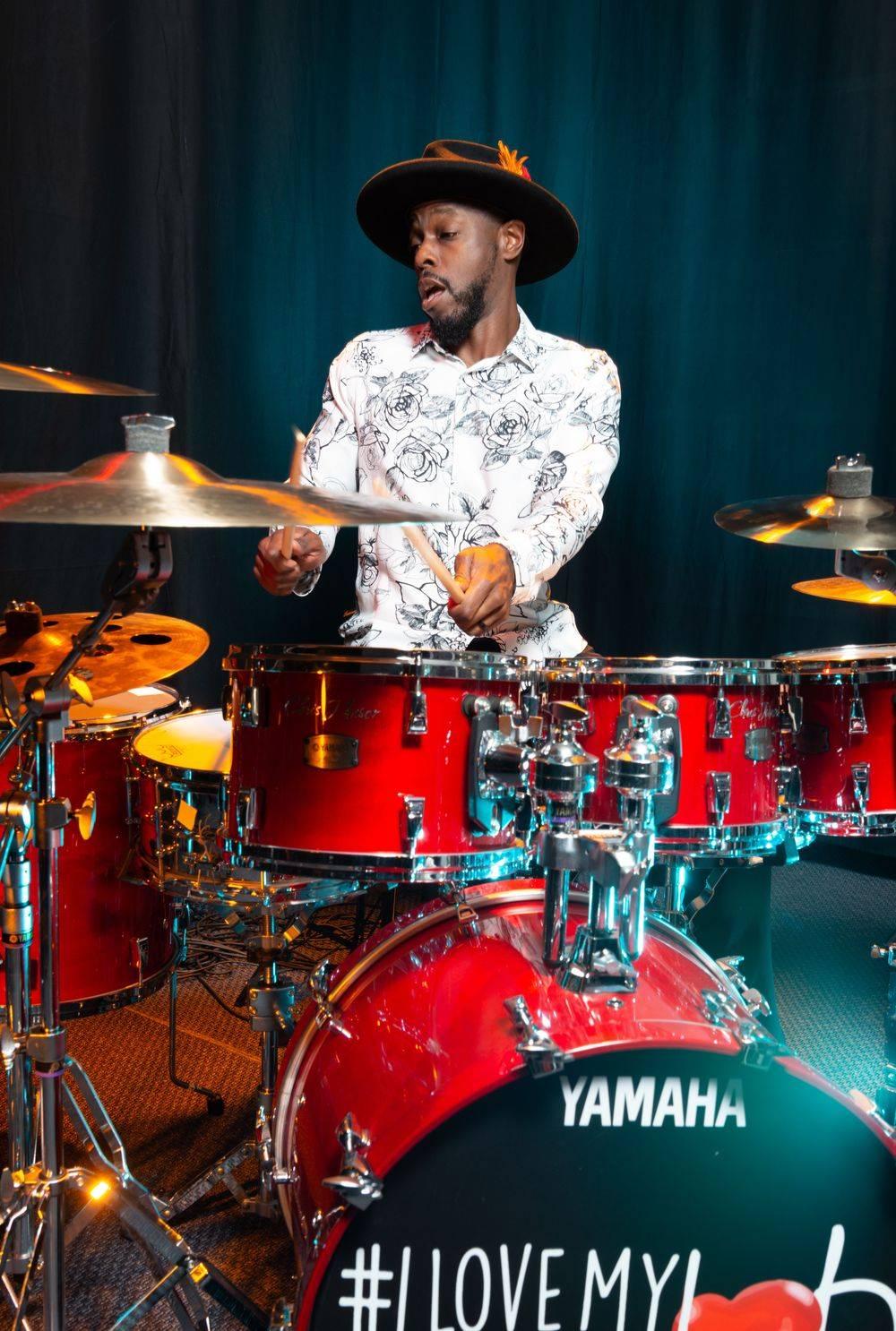 Drummer for Lady Gaga, Snoop Dog, Stevie Wonder