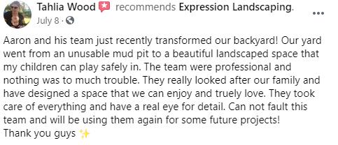 gold coast landscaper recommendations