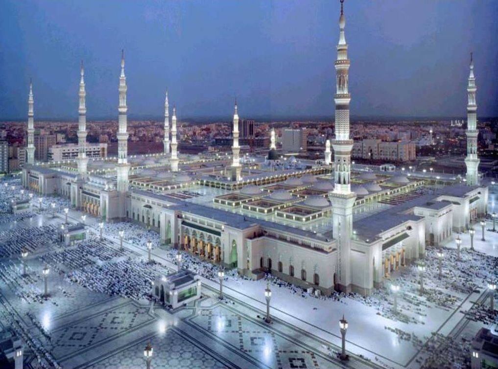 Medina: 2nd Holiest City in Islam