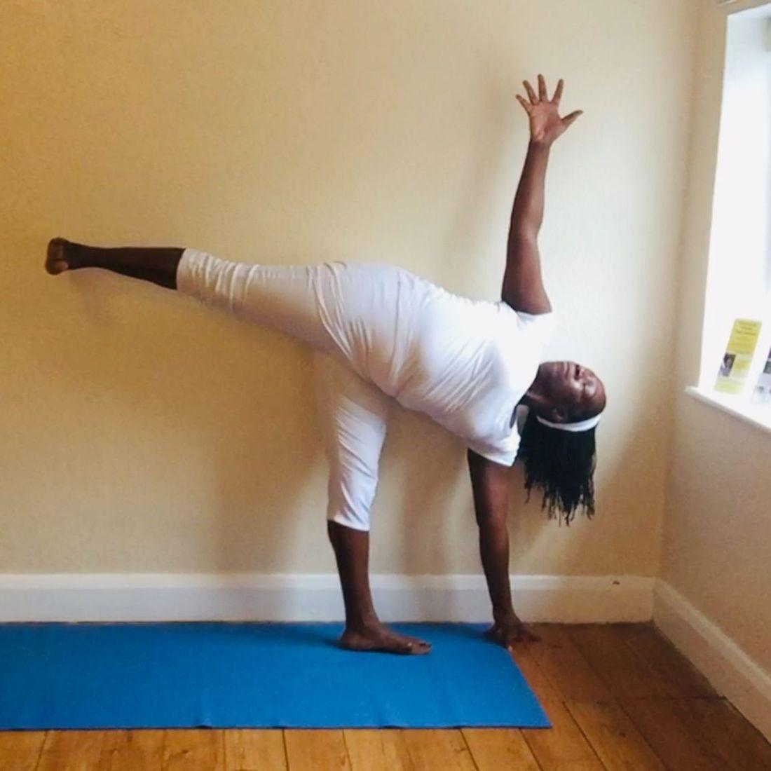 Dawn Smith Yoga Croydon