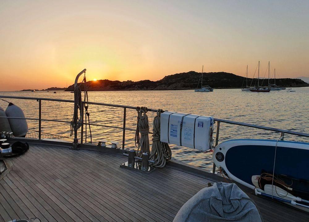Gulet Charter Sardinia